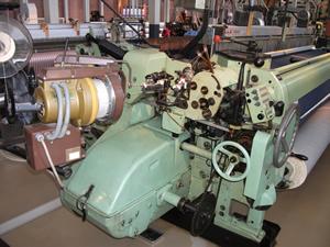 織機、ジャガード機 LOOM,&Jacquard Machines