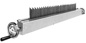 サイジングワーパー用エキスパンダーコム サイジングワーパー用エキスパンダーコム  Expander  straight  comb for  Sizing warper
