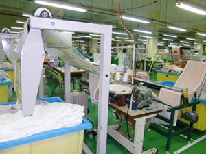 自動整反機   Automatic  hopping fold machine